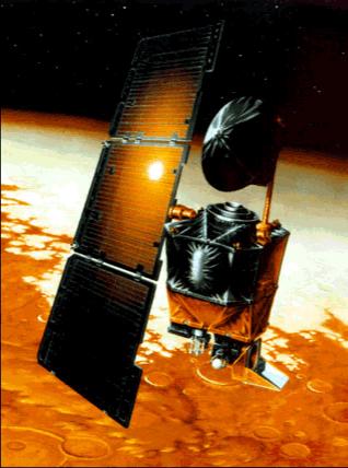 NASA Mars Climate Orbiter